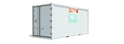 mobile refrigerator 20