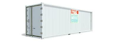 mobile refrigerator 30